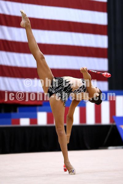 Photo by John Cheng - VISA Championships 2007 in San Jose, CA.Zetlin
