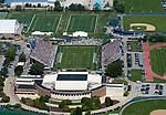 AErial view of Univ of Delaware vs delaware State football game in Newark on September 19. 2009.