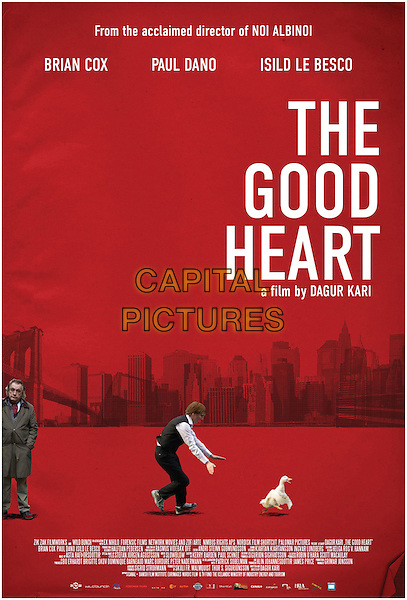 POSTER ART.in The Good Heart .*Filmstill - Editorial Use Only*.CAP/FB.Supplied by Capital Pictures.