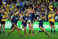 150704 Super Rugby Final - Hurricanes v Highlanders