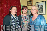 Athea Fashion Show : Attending the Athea Road Race Fashion held at The Gables in Athea were Nicoal Pearson, Brenda McNamara & Jilll Finnucane from Footprints in Listowel.