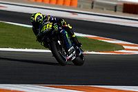 15th November 2019; Circuit Ricardo Tormo, Valencia, Spain; Valencia MotoGP, Practice Day; Valentino Rossi (Monster Yamaha)  - Editorial Use