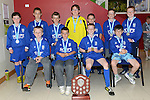 Boyne Rovers U-11 Division 1 shield winners. Photo:Colin Bell/pressphotos.ie