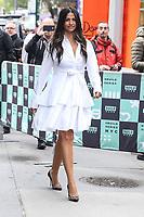 NOVA YORK, EUA, 22.10.2018 - CAMILA-ALVES - A atriz e modelo brasileira Camila Alves é vista no bairro do Soho em Nova York na tarde desta segunda-feira, 22. (Foto: William Volcov/Brazil Photo Press)