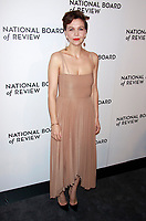 NEW YORK, NY - JANUARY 08: Maggie Gyllenhaal at The National Board of Review Annual Awards Gala at Cipriani in New York City on January 8, 2019. <br /> CAP/MPI99<br /> ©MPI99/Capital Pictures