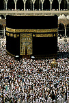 Mecca during the Pilgrimage