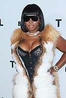 NEW YORK, NY - OCTOBER 17: Remy Ma at TIDAL X: Brooklyn – 3rd Annual Benefit Concert at Barclays Center on October 17, 2017 in New York City. Credit: Diego Corredor/MediaPunch /NortePhoto.com