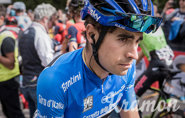 Mikel Landa (ESP/SKY)<br /> <br /> Stage 17: Tirano &rsaquo; Canaze (219km)<br /> 100th Giro d'Italia 2017