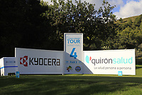 The 4th tee during the Pro-Am of the Challenge Tour Grand Final 2019 at Club de Golf Alcanada, Port d'Alcúdia, Mallorca, Spain on Wednesday 6th November 2019.<br /> Picture:  Thos Caffrey / Golffile<br /> <br /> All photo usage must carry mandatory copyright credit (© Golffile | Thos Caffrey)
