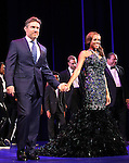 As The World Turns' Judson Mills and Deborah Cox star in the North American Premiere at the opening night of The Bodyguard The Musical at the Paper Mill Playhouse December 4 running until January 1, 2017.  (Photo by Sue Coflin/Max Photos)