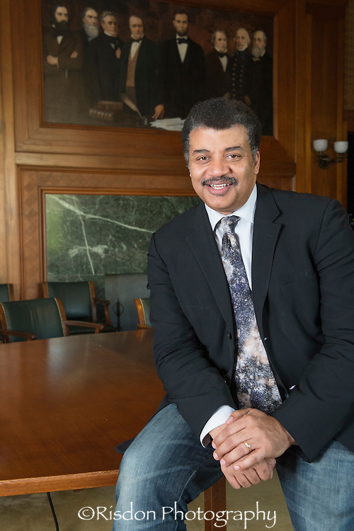 Neil DeGrasse Tyson for the National Academy of Sciences