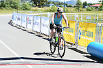 NELSON, NEW ZEALAND - DECEMBER 3: Competitors competing in the Abel Tasman Cycle Challenge. Saturday 3 December 2016, Nelson, New Zealand. (Photo by: Chris Symes/Shuttersport Limited)