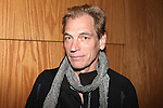 Julian Sands attending the Opening Celebration for 'Checkers' at the Vineyard Theatre in New York City on 11/11/2012