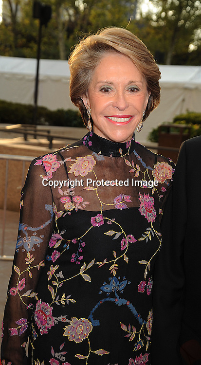 Joan Weill.arriving at The opening night of the Metropolitan Opera  on September 22, 2008 at The Metropolitan Opera House in New York City. ..Robin Platzer, Twin Images