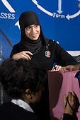 Sabeeha Ahmed, Engineering Club at Little Ilford School, Newham, London.
