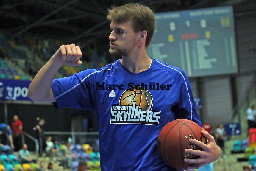Danilo Barthel (Skyliners) - Fraport Skyliners vs. Walter Tigers Tübingen, Fraport Arena Frankfurt