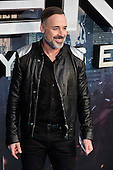 London, UK. 9 May 2016. David Furnish attends the X-Men: Apocalypse - Global Fan Screening at the BFI Imax cinema in London.