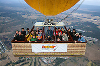 20140715 July 15 Hot Air Balloon Gold Coast