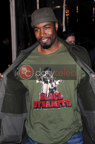 Michael Jai White <br /> at the Los Angeles Premiere of 'The Wrestler'. The Academy Of Motion Arts &amp; Sciences, Los Angeles, CA. 12-16-08<br /> Dave Edwards/DailyCeleb.com 818-249-4998