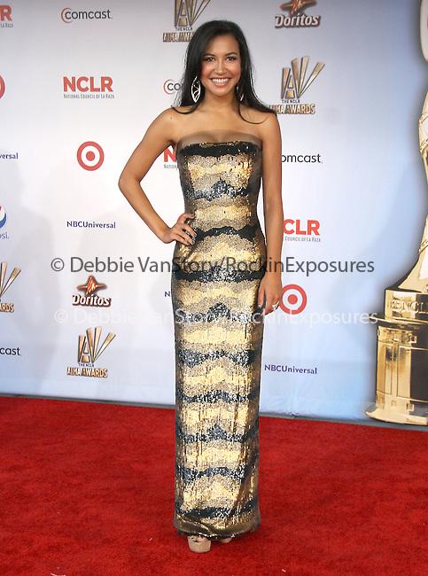 Naya Rivera  at The 2011 NCLR ALMA Awards® held at the Santa Monica Civic Auditorium in Santa Monica, California on September 10,2011                                                                               © 2011 Hollywood Press Agency