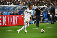 Thilo Kehrer (Deutschland Germany)- 16.10.2018: Frankreich vs. Deutschland, 4. Spieltag UEFA Nations League, Stade de France, DISCLAIMER: DFB regulations prohibit any use of photographs as image sequences and/or quasi-video.