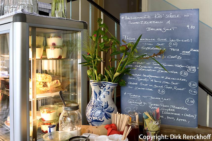 Caf&eacute; Johanna, Venusberg 26, Hamburg-Neustadt, Deutschland, Europa<br /> Caf&eacute; Johanna, Venusberg 26, Hamburg-Neustadt, Germany, Europe