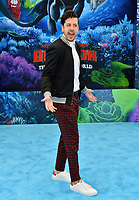 "LOS ANGELES, CA. February 09, 2019: Christopher Mintz-Plasse at the premiere of ""How To Train Your Dragon: The Hidden World"" at the Regency Village Theatre.<br /> Picture: Paul Smith/Featureflash"