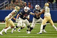 SAN ANTONIO, TX - NOVEMBER 11, 2017: The University of Texas at San Antonio Roadrunners fall to the University of Alabama at Birmingham Blazers 24-19 at the Alamodome. (Photo by Jeff Huehn)