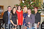 CHRISTMAS FUN: The staff on Buy-Lo enjoying great fun at the their Christmas party at the Strand Road clubhouse, Tralee on Saturday l-r: Martin Hobbert, Sharon Tangney, Liz Carey, Laura O'Keeffe, Jim O'Brien and Trish McMahon.