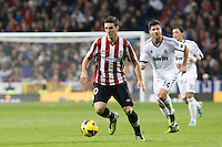Real Madrid CF vs Athletic Club de Bilbao (5-1) at Santiago Bernabeu stadium. The picture shows Aritz Aduriz. November 17, 2012. (ALTERPHOTOS/Caro Marin) NortePhoto