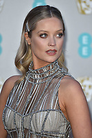 Laura Whitmore<br /> The EE British Academy Film Awards 2019 held at The Royal Albert Hall, London, England, UK on February 10, 2019.<br /> CAP/PL<br /> ©Phil Loftus/Capital Pictures