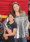 Camryn Manheim and son Milo at The Dreamworks Animation L.A. Premiere of Kung Fu Panda 2 held at The Grauman's Chinese Theatre in Hollywood, California on May 22,2011                                                                               © 2011 Hollywood Press Agency