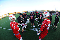 SHU MLax at UHart 4/18/2017