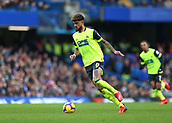 2nd February 2019, Stamford Bridge, London, England; EPL Premier League football, Chelsea versus Huddersfield Town; Philip Billing of Huddersfield Town on the ball