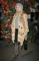 Marissa Montgomery at the Ivy Chelsea Garden's Guy Fawkes party, The Ivy Chelsea Garden, King's Road, London, England, UK, on Sunday 04 November 2018.<br /> CAP/CAN<br /> &copy;CAN/Capital Pictures