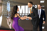 Nicole Scherzinger, Will Smith and Josh Brolin attending MEN IN BLACK 3 premiere at O2 World. Berlin, Germany, 14.05.2012...Credit: Semmer/face to face.. /MediaPunch Inc. ***FOR USA ONLY***