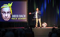 "Gross-Gerau 05.05.2019: Auftritt Bodo Bach mit ""Pech gehabt!""<br /> Bodo Bach (bürgerlich Robert Treutel) tritt mit seinem neuen Programm ""Pech gehabt!"" auf"