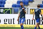20.06.2020, xmeix, 1.Fussball Bundesliga, TSG 1899 Hoffenheim - 1.FC UNion Berlin, empor. v.l.n.r, <br /> Munas Dabbur (TSG 1899 Hoffenheim)<br /> <br /> <br /> <br /> Foto: Sascha Meiser/APF/Pool/PIX-Sportfotos<br /> <br /> Nur für journalistische Zwecke!<br /> Only for editorial use!<br /> Nutzungsbedingungen: http://poolbilder.de/nutzungsvereinbarung.pdf