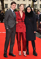 UK Premiere of Radioactive held at the Curzon Mayfair, London on March 8th 2020<br /> <br /> Photo by Vivienne Vincent