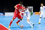 AFC Futsal Championship Chinese Taipei 2018 match between Bahrain and Vietnam at  Xinzhuang Gymnasium on 03 February 2018 in Taipei, Taiwan. Photo by Marcio Rodrigo Machado / Power Sport Images