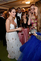 www.acepixs.com<br /> <br /> February 8 2018, Vienna<br /> <br /> Actress Lily James attending the Vienna Opera Ball on February 8 2018 in Vienna, Austria<br />  <br /> By Line: Famous/ACE Pictures<br /> <br /> <br /> ACE Pictures Inc<br /> Tel: 6467670430<br /> Email: info@acepixs.com<br /> www.acepixs.com