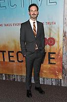 "10 January 2019 - Hollywood, California - Scoot McNairy. ""True Detective"" third season premiere held at Directors Guild of America. Photo Credit: Birdie Thompson/AdMedia"