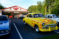 USA, New Jersey, classic car dealer and service, Chevrolet 1950