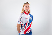 Picture by Alex Whitehead/SWpix.com - 11/10/2017 - British Cycling - Great Britain Cycling Team Senior Academy Portraits - HSBC UK National Cycling Centre, Manchester, England - Georgia Hilleard.