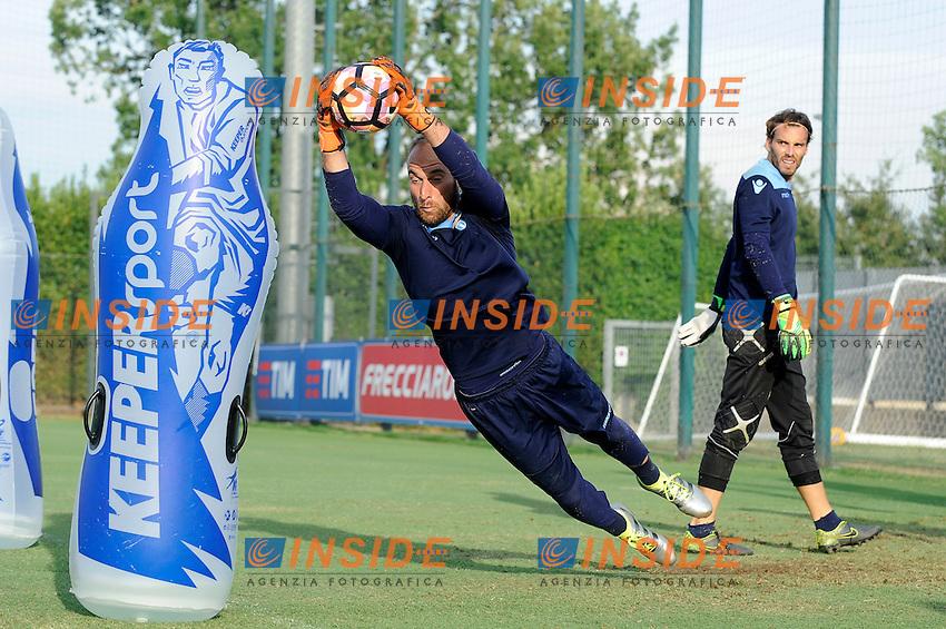Ivan Vargic<br /> 02-08-2016 Roma<br /> Allenamento Lazio a Formello<br /> SS Lazio traning day<br /> @ Marco Rosi / Fotonotizia