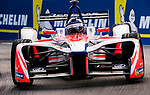 Nick Heidfeld of Germany from Mahindra Racing competes during the FIA Formula E Hong Kong E-Prix Round 2 at the Central Harbourfront Circuit on 03 December 2017 in Hong Kong, Hong Kong. Photo by Victor Fraile / Power Sport Images