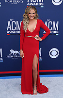 07 April 2019 - Las Vegas, NV - Carly Pearce. 2019 ACM Awards at MGM Grand Garden Arena, Arrivals. Photo Credit: mjt/AdMedia