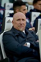 6th January 2020; Allianz Stadium, Turin, Italy; Serie A Football, Juventus versus Cagliari; Rolando Maran, the coach of Cagliari - Editorial Use