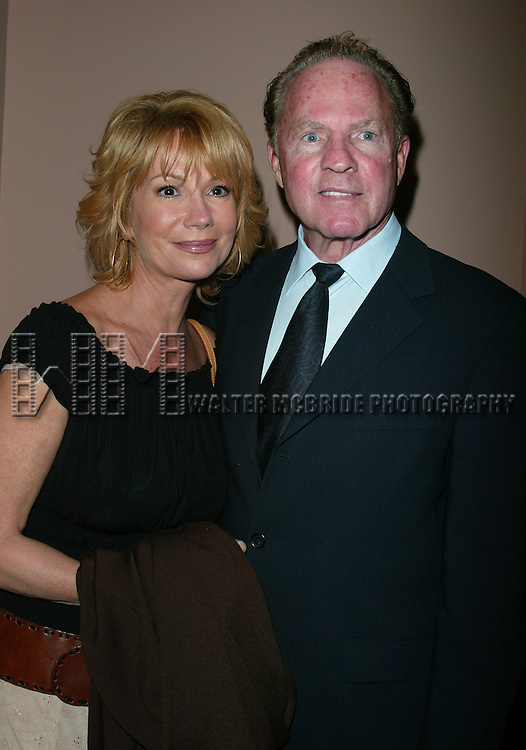 Kathie Lee Gifford and Frank Gifford attend<br /> 'SAY GOODNIGHT GRACIE'<br /> The Live Laughter and Love of George Burns<br /> Opening Night at the Helen Hayes Theatre,<br /> New York City<br /> October 10, 2002
