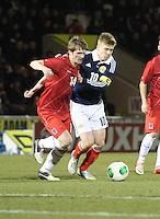 Scotland v Luxembourg Under 21 250313